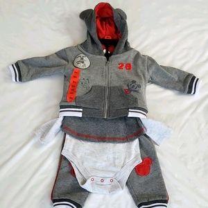 Disney Baby 4pc set